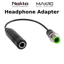 Nokta Makro Headphone Adapter