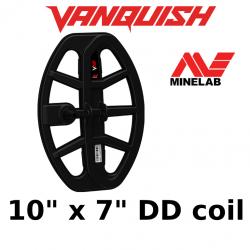 "Minelab Vanquish V10 10""x7""..."