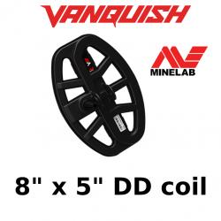 "Minelab Vanquish V8 8""x5""..."
